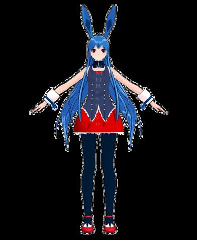 File:Black Rabbit (MMDRoseevo).png