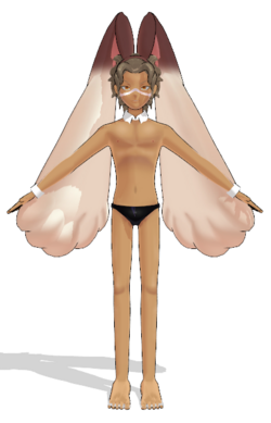 Wes Playgirl Lopunny (Mole)