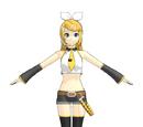 Rin Kagamine 17 Years Old (Nakao)