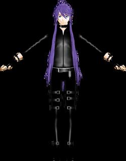 Gakupo Chain costume by YM