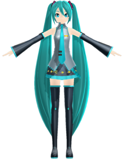 Miku ver.F by 184uP