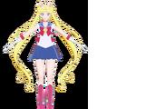 Sailor Moon Crystal (MMDkitsunefox)