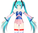 Miku Hatsune Spectrum TDA edit (Orahi-shiro)