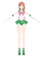 Sailor Jupiter Crystal 2016 (MMDKitsunefox).png