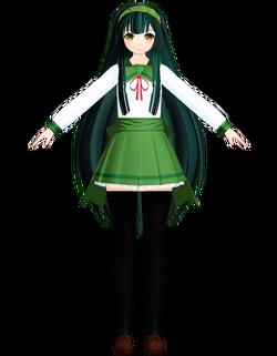 Zunko Sailor by Yuba