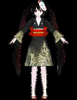 Miku MHRTM by sugiya