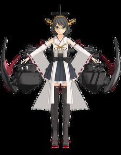 Kirishima Kai Ni by Tsumidango