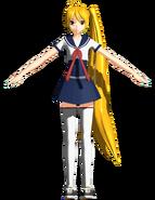 Neru School Uniform by Jomomonogm