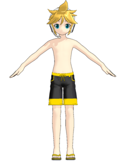 Len swimwear by Narita