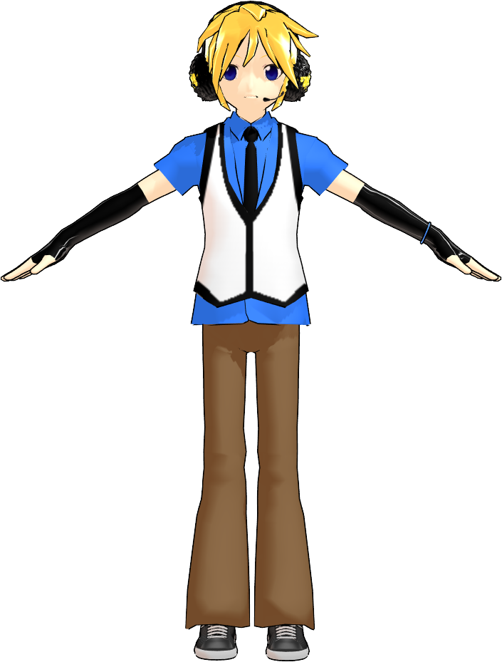 Serien Len image len kagamine synthesizer yellow blossom png