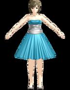 MEIKO Prom Dress Gathered by Jomomonogm