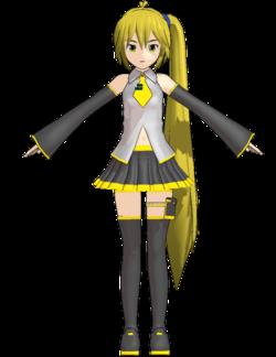Neru version 2.0 by Masisi