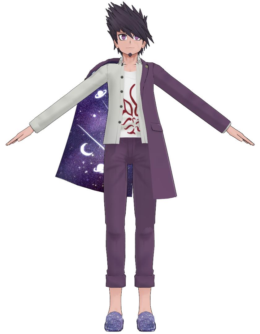 Kaito Momota (Hatori) | MikuMikuDance Wiki | FANDOM powered by Wikia
