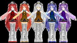 The Cores 3 (AnimeAelita)