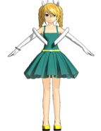 Rin Elegant Dress by Jomomonogm