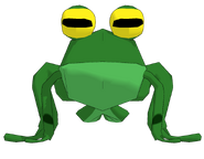 Froggy by Pikadude