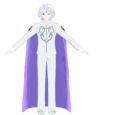Prince Diamond (MMDKitsunefox)