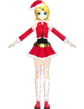 Rin santa costume by Uri.png