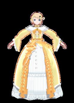 Daughter of evil (MMDRoseevo)
