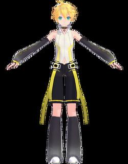 Len append Tda edit by Jiyurun