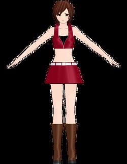Meiko Official costume by Nerudora
