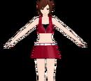 MEIKO Official costume Edit (Nerudora)