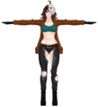 Jason Friday of the 13th Kotobukiya Bishoujo T-POSE (Okuto).png