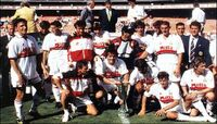 Milan 1993 Supercoppa Italiana