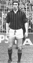 Luciano Monticolo Milan 1971-1972