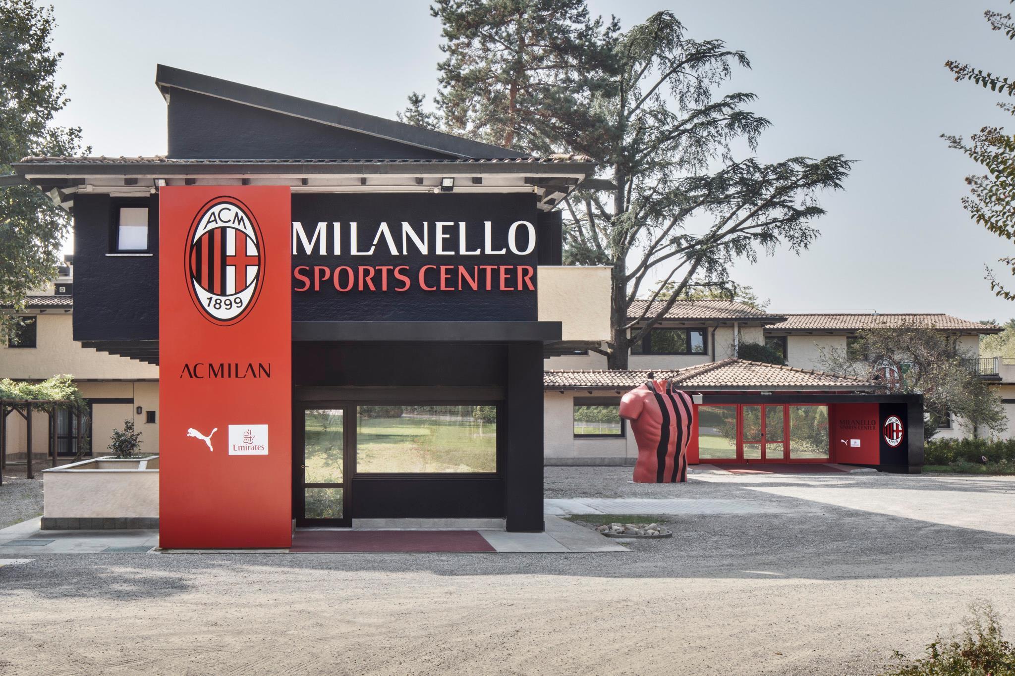 Centro Sportivo Milanello | Milan Wiki | FANDOM powered by