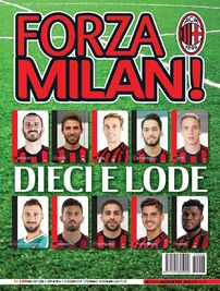 Forza Milan! agosto 2017