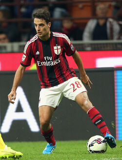 Giacomo Bonaventura - Milan-Chievo - 2014-15