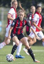 Christy Grimshaw 11-08-2020 Ajax-Milan
