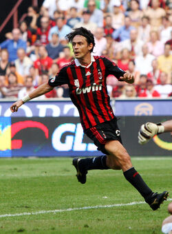 Filippo Inzaghi Action