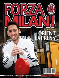 Forza Milan! aprile 2018