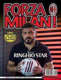 Forza Milan! giugno 2018