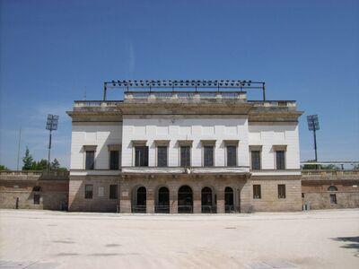 Arena Civica ingresso