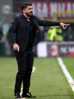 Gennaro Gattuso Allenatore 2018-19