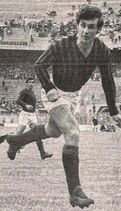 Angelo Marchi Milan-Vicenza Serie A 1969-70