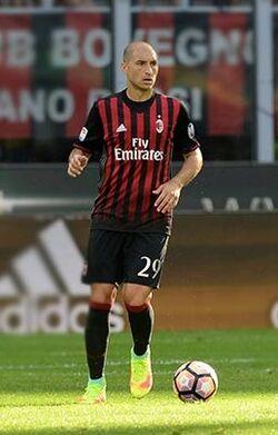 Gabriel Paletta 2016-17