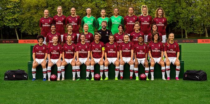 Prima Squadra Femminile 2019-20