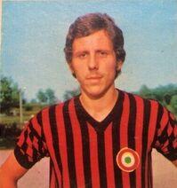 Carlo Tresoldi Milan 1972