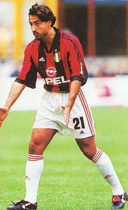 Federico Giunti Milan 1999