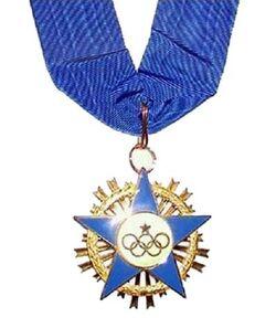 Collare d'oro CONI per Meriti Sportivi
