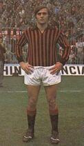 Zazzaro Milan 1971-1972