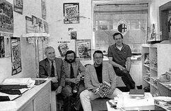 Redazione Forza Milan! (1988)