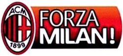 Forza Milan! logo