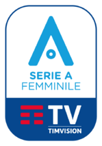 Serie A femminile logo 2020-2021