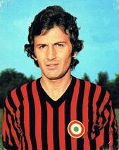 Roberto Casone - Milan AC 1972-73