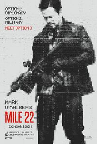Mile 22 | Mile 22 Wiki | FANDOM powered by Wikia